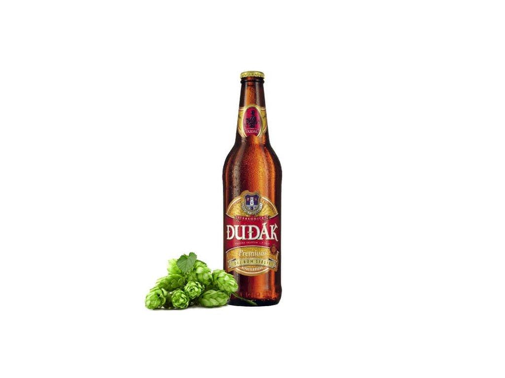 Strakonice Dudák Premium 12° 0,5l