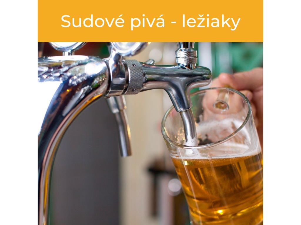 Sudové pivo - ležiaky