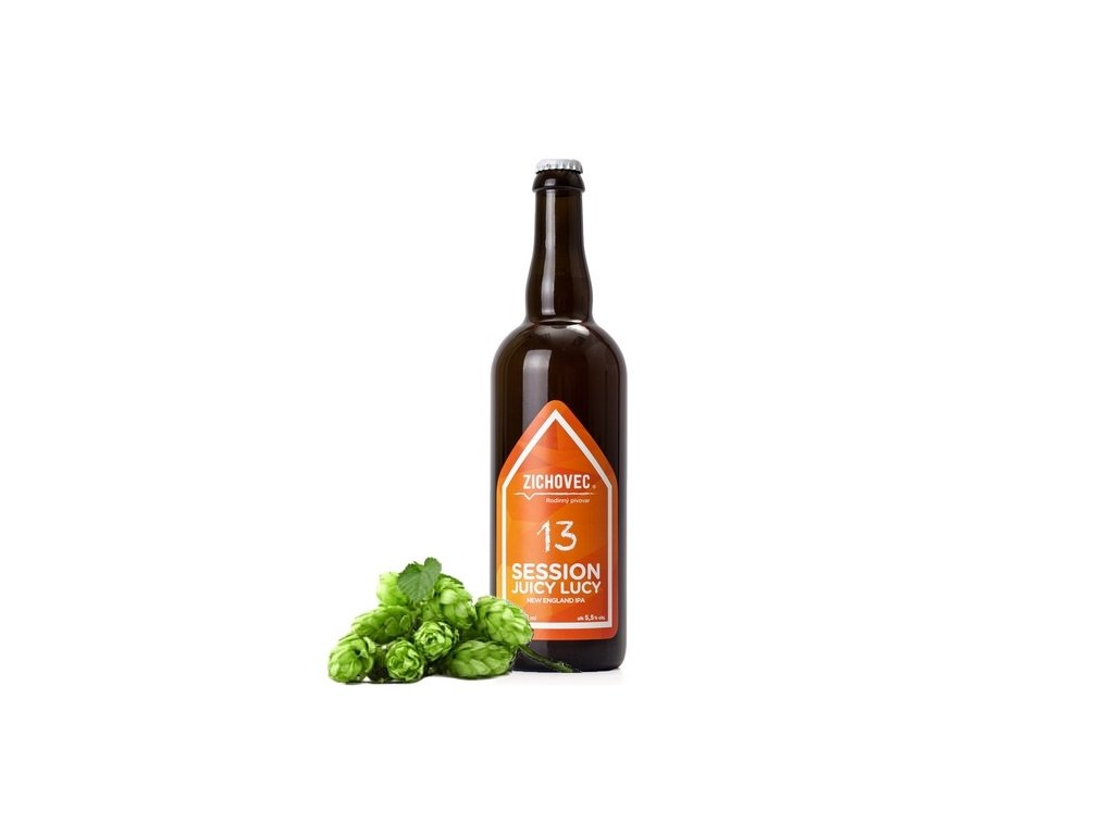 Zichovec Juicy Lucy Session NEIPA 13° – 0,75l