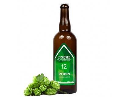 Zichovec Robin 12° Ale – 0,75l