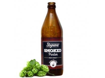 Stupavar Smoked Porter 17° 0,5l