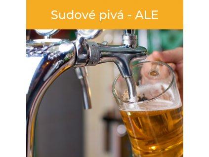 Sudové pivo - ALE
